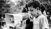 8-year-old boy organizes Black Lives Matter protest for children: 'Kids can make a change in the world'