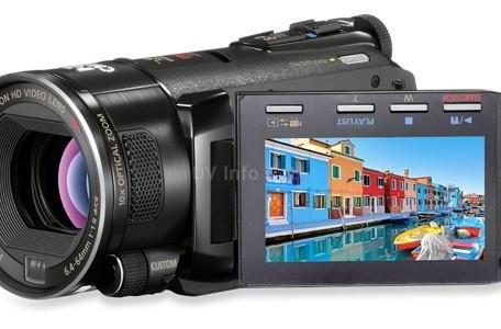Canon's VIXIA HF S11 HD camcorder makes its way to the USA