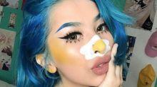 As maquiagens para o nariz que estão dominando o Instagram