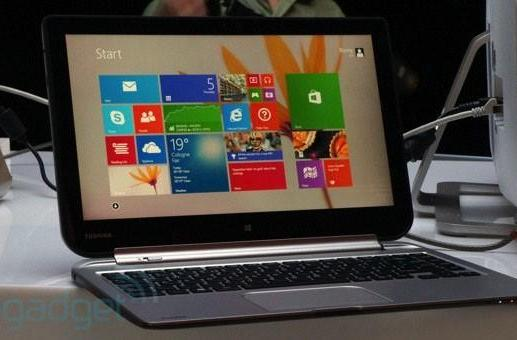 Toshiba's Satellite Click detachable PC promises better graphics than your typical budget system