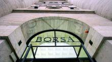 Borse in rosso: Piazza Affari resta più indietro con le banche