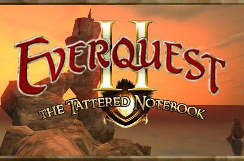 The Tattered Notebook: Attacked by AAs in EQII