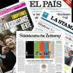 'The green boom': How European papers reacted to the EU election results