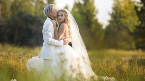 Disney Channel Actress Mollee Gray Marries Choreographer Jeka Jane