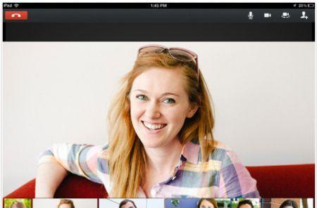 Google+ app updated with iPad support