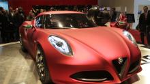Here's What We Know So Far About The New Alfa Romeo 8C Supercar