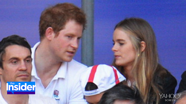 Prince Harry and Cressida Bonas Reportedly Split
