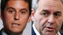 Présidentielle: Gabriel Attal ironise sur Xavier Bertrand et ses multiples annonces de candidature