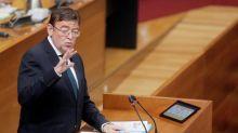 """Ximo Puig: """"sería positivo"""" que la sede de Caixabank-Bankia siguiese en Valencia"""