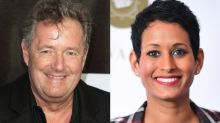 Piers Morgan defends Naga Munchetty after BBC claims her Donald Trump criticism broke guidelines
