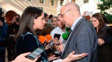 """El tenso vídeo entre Arrimadas e Igea: """"Si quieres que hagamos públicas las conversaciones..."""""""