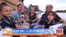 Sam Mac's weather at 6.30
