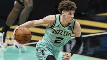 LaMelo Ball wins NBA rookie of the year