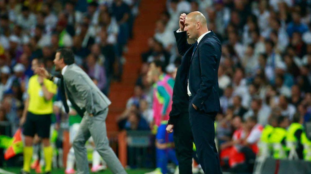 """Zinedine Zidane: """"No cambiaría nada del Clásico"""""""