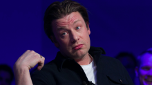 Jamie Oliver says poverty-stricken obese Brits eat badly because they think 'in a different gear'