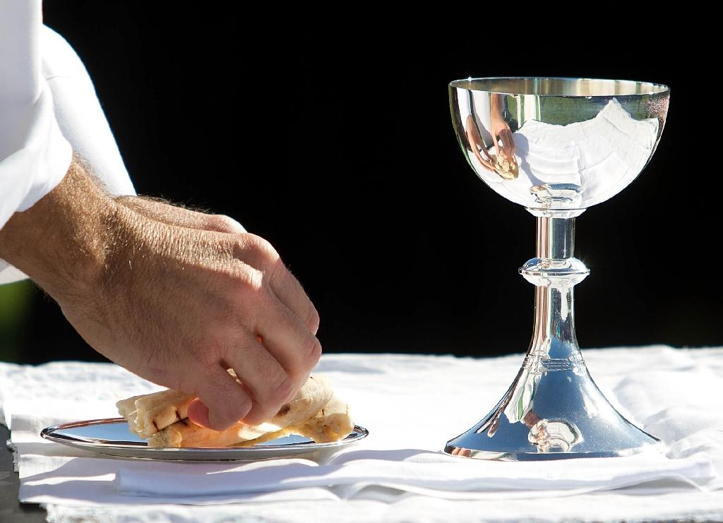 The unleavened bread used to celebrate the Eucharist during Catholic masses can be made with genetically modified organisms, the Vatican said, but they cannot be entirely gluten-free