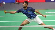 Denmark Open: Srikanth Sets Up Second Round Clash Against Lin Dan