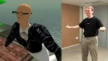 Hands Free 3D enables your movements to control Second Life avatar