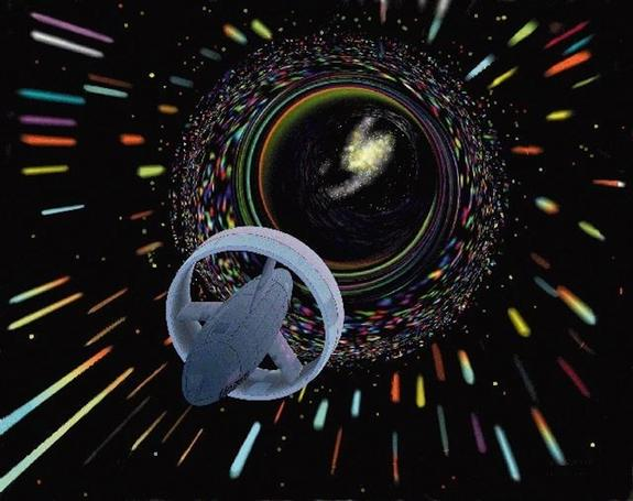 Does Humanity's Destiny Lie in Interstellar Space Travel? (Op-Ed)