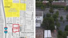 Real Estate Notebook: Cousins buys land; 101 Marietta Street leases up; Shiji Group expanding