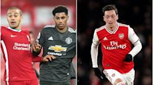 Anfield impasse and Mesut on the move – Sunday's sporting social