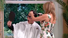 Gok Wan shaves hair to raise money after 12-year-old relative diagnosed with cancer