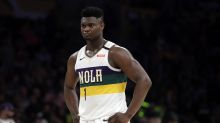 Pelicans' Zion Williamson leaves NBA bubble because of family medical matter