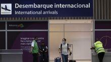 Coronavírus: brasileiros repatriados da China chegam a Anápolis para iniciar quarentena
