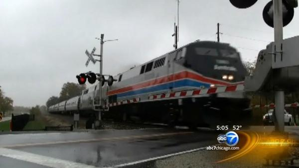 Amtrak train high-speed record to be the norm