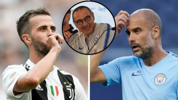 Man City want Pjanic, as Chelsea watch on