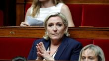 France's far-right National Front party reaffirms anti-EU stance
