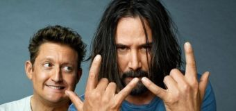 Keanu Reeves says 'Bill & Ted 3' isn't a done deal yet