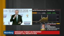 Turkey's Market Rout 'Can Be Contained,' Says GAM's McNamara