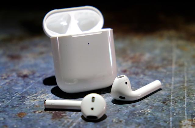 AirPods fall to $110 in run-up to Black Friday