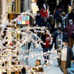 German retail sales rebound before partial lockdown