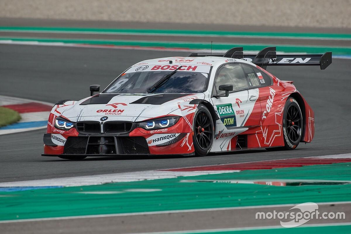 Kubica Doesn T Regret Bmw Choice Despite Audi Dtm Dominance