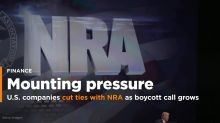 Delta and United Join Companies Dumping the NRA