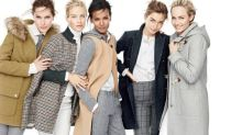 "J.Crew Uses ""Timeless"" Supermodels to Silence Haters"
