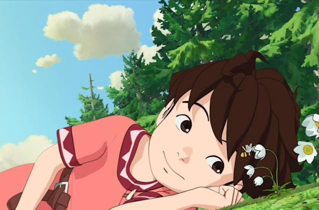 Amazon to stream Ghibli-produced 'Ronja, the Robber's Daughter'