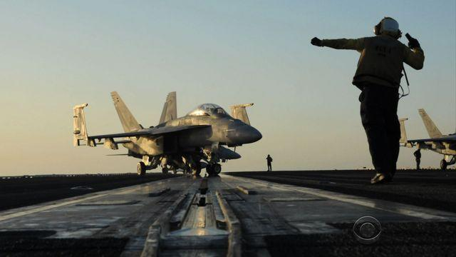 U.S. airstrikes in Iraq on hold pending clear intelligence