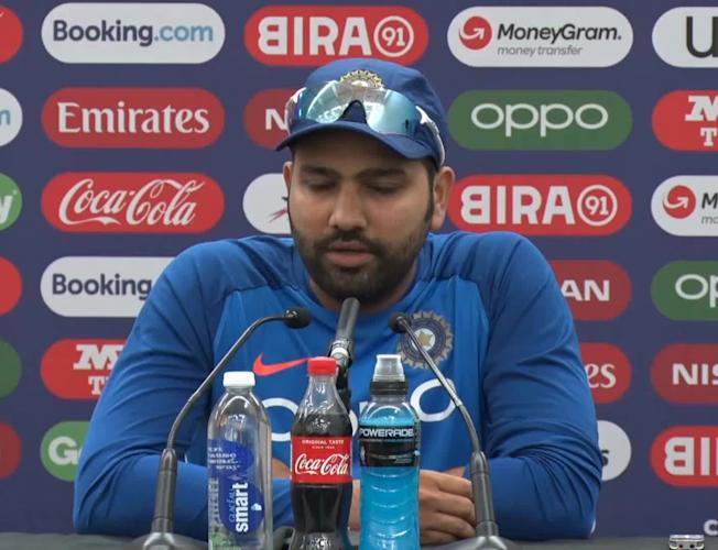 Century against South Africa 'one of the best' - Sharma