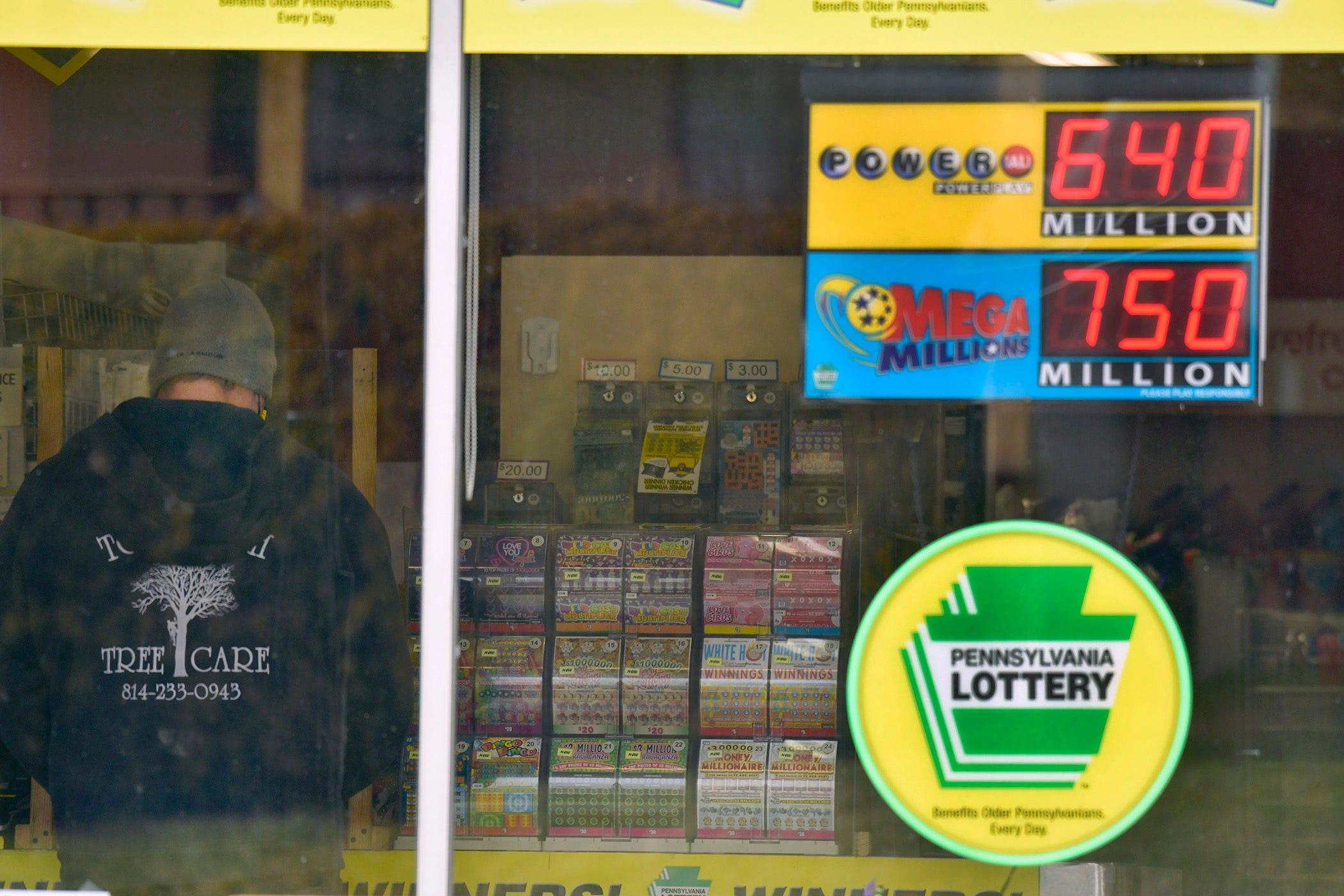 Mega Millions, Powerball jackpots rank among top 10 in US lottery history. Here are the winning Mega Millions numbers.