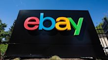 EBay shares tumble as company reports 29% decline in annual profits