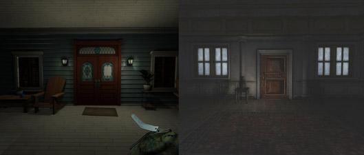 Gone Home began as an Amnesia mod, and you can play it