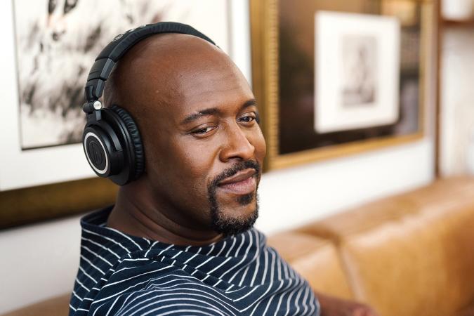 Audio-Technica ATH-M50xBT2 wireless headphones