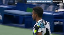 Murray chancenlos gegen Auger-Aliassime