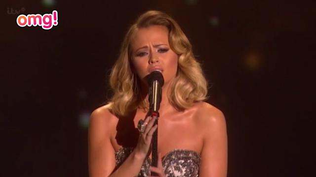 What did you think of Kimberley's singing last night?