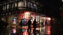 Storm Barry sweeps into Louisiana threatening days of heavy downpours