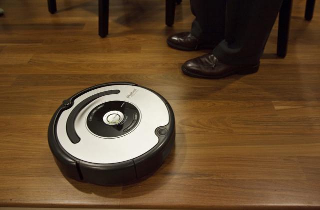 iRobot and Black & Decker settle over alleged patent infringement