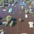 Floodwaters receding in North Carolina, but long recovery ahead